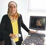 دكتورة نادية ابو شاويش نسائية وتوليد في عمان